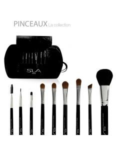 """Brush Kit """"The Collection"""" With Pouch"""