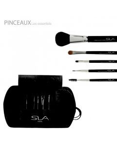 Brush Kit The Essentials With Pouch