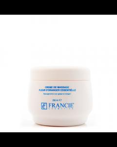 Crème De Massage Fleur d'Oranger Essentielle