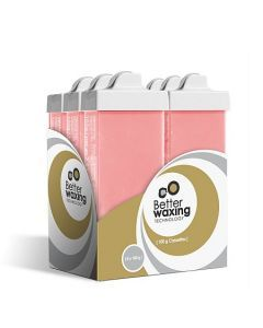 Harspatroon Pink Sensitive 100g small Sixpack