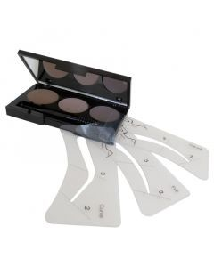 """Perfect Eyebrow Kit """"N°11 """"For brunettes"""""""