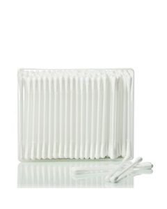 Wattenstaafjes met papieren kern (200)